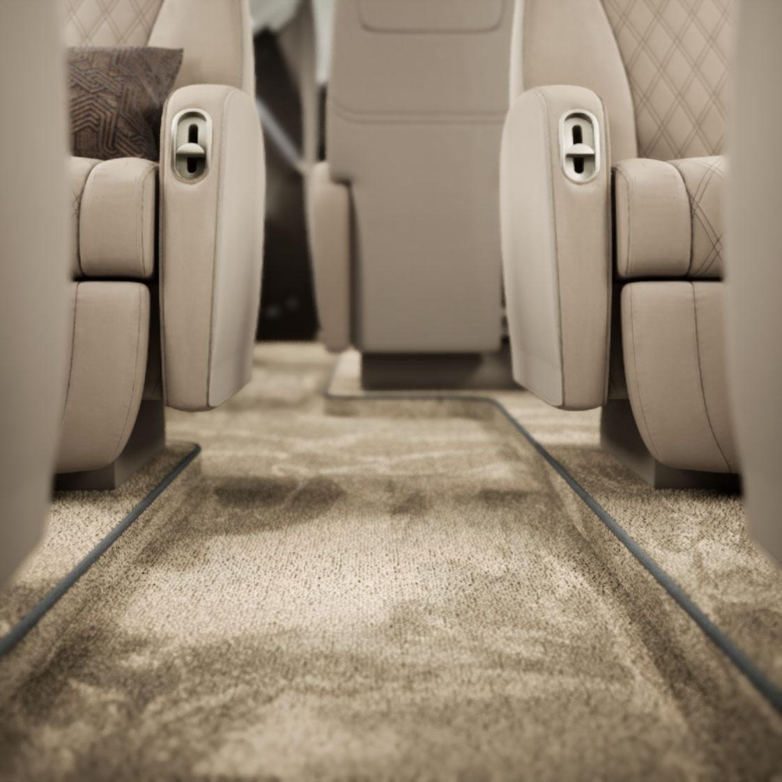 L650 - carpet detail