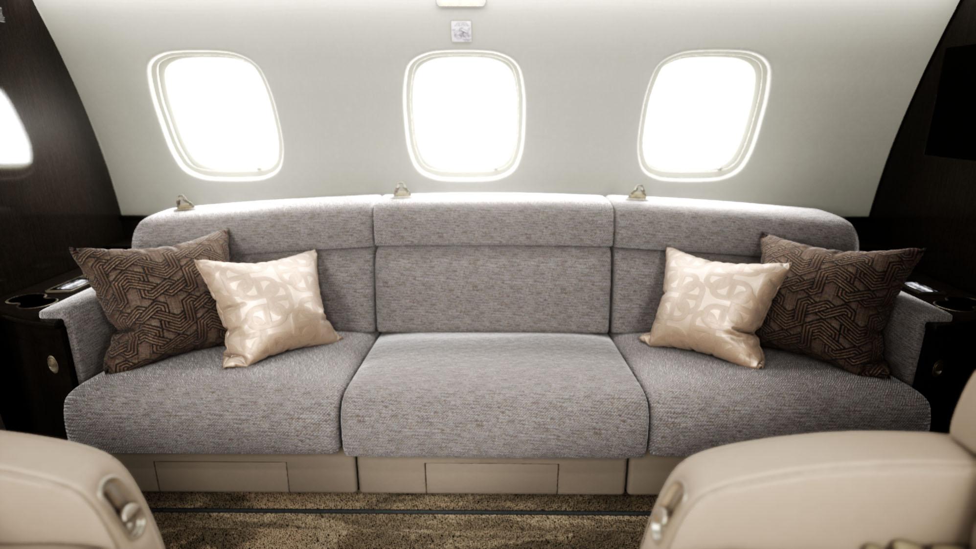 L650 - divan