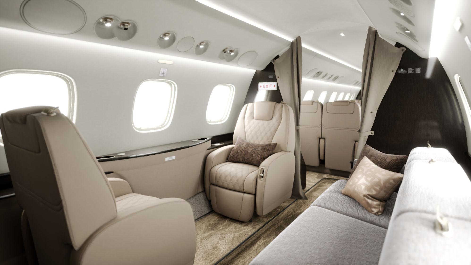 L650 - seat